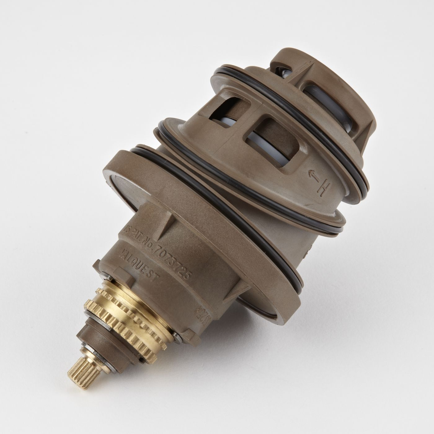 Replacement Thermostatic Cartridge for dual valves