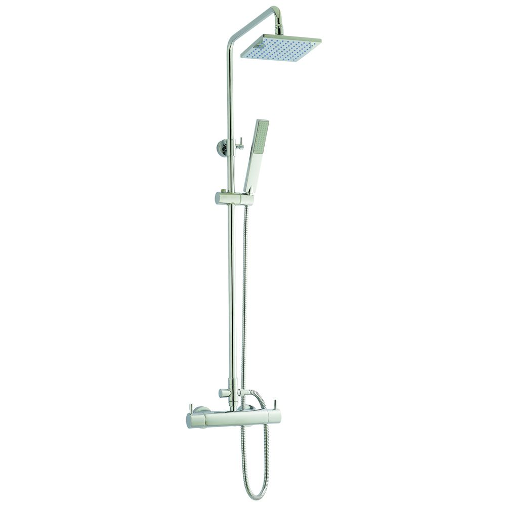 Minimalist Thermostatic Bar Valve & Pro  II Telescopic Kit