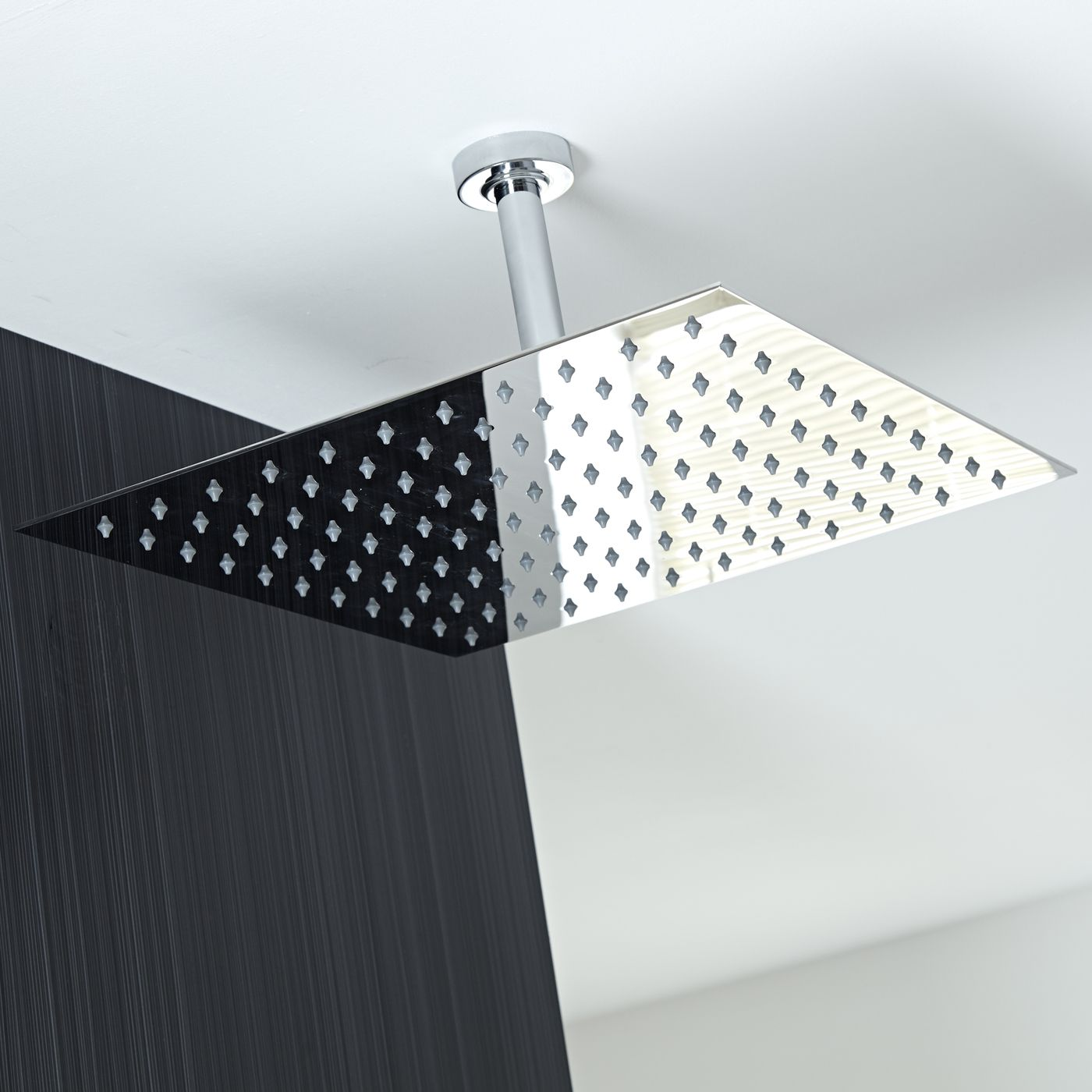 "One-function 15"" Square Ceiling Mounted Showerhead"
