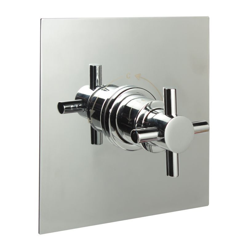 Sequential Valve, Square Plate & Modern Crosshead Handle