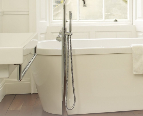floorstanding faucet