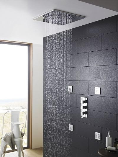 Hudson Reed Ceiling Tile Shower Head