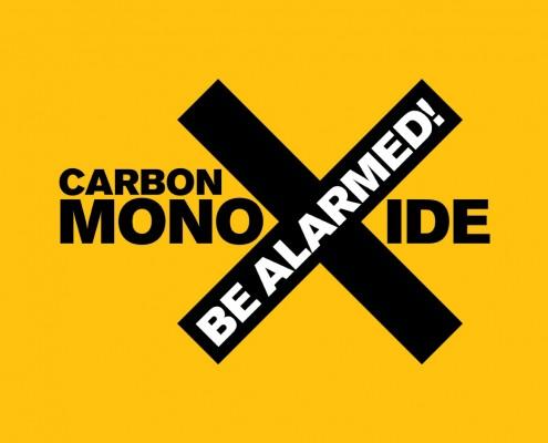 carbon monoxide warning posster
