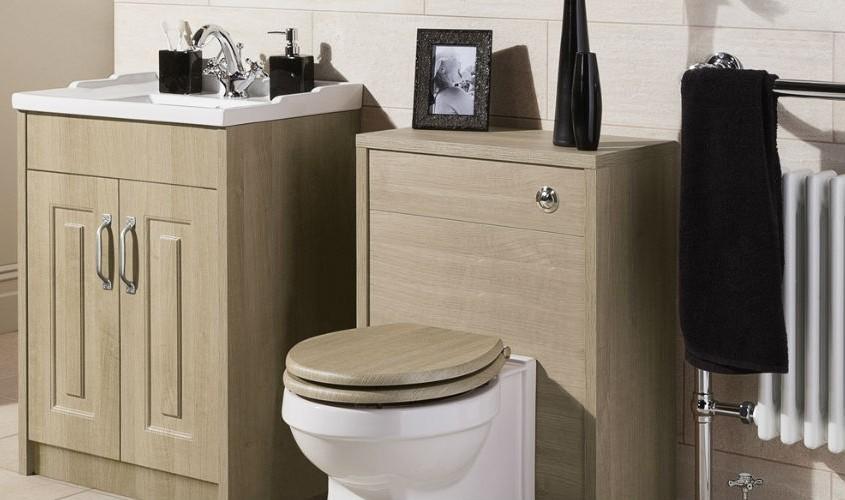 toilet brown seat