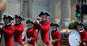 4th of July Independence Day Parade 2014 DC