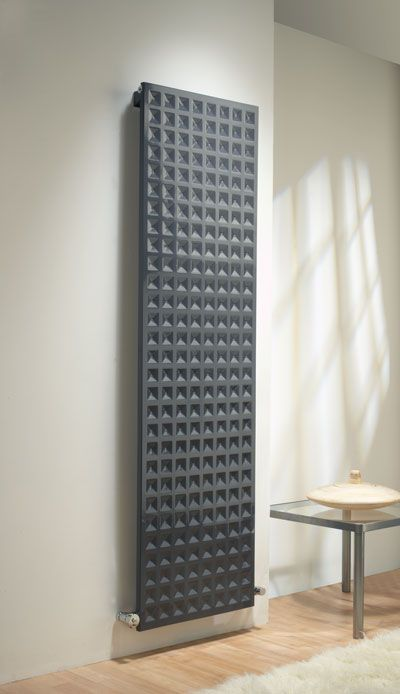 Five awesome hot water radiator designs - Designer vertical radiators for kitchens ...