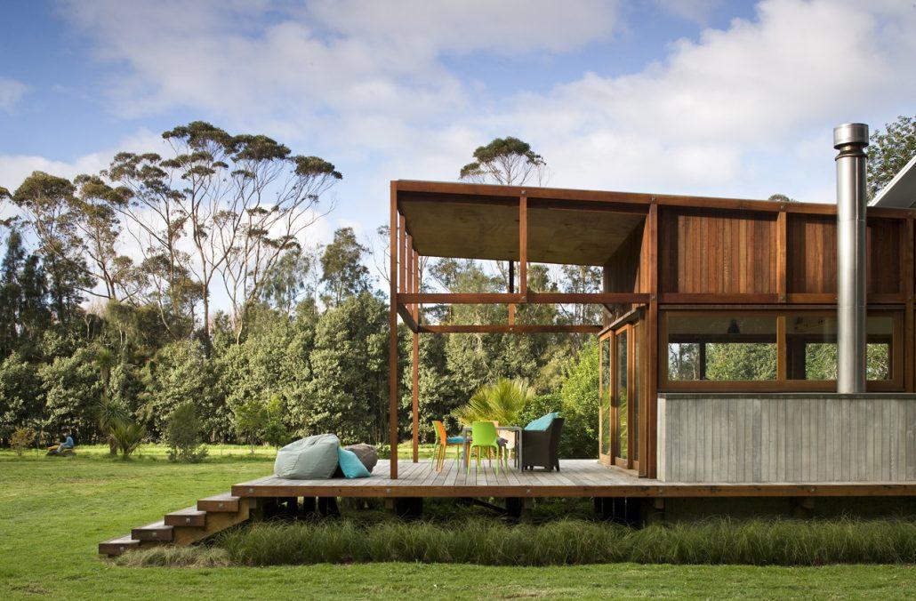 Great Barrier House NZ