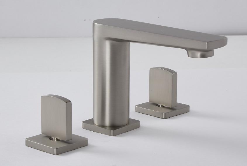 arcadia brushed nickel faucet