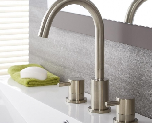 quest widespread bathroom faucet