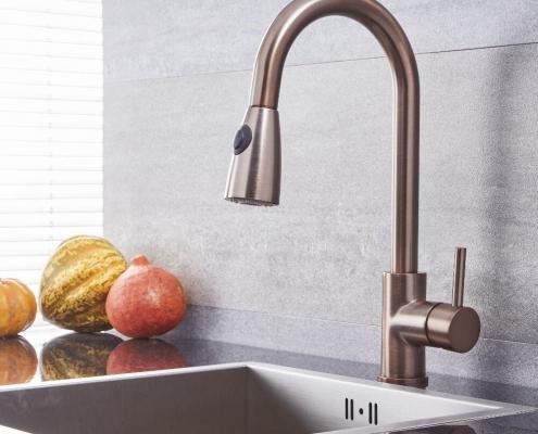 quest bronze faucet