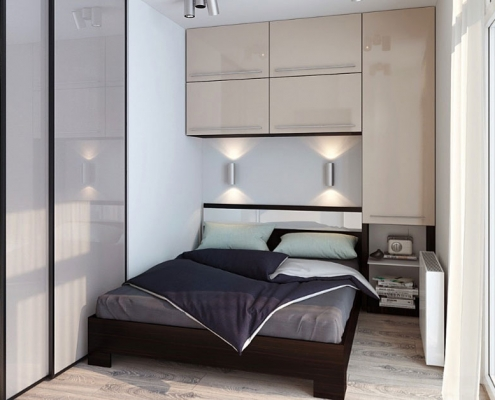 Super Stylish Small Bedroom Ideas to Maximize Space | Hudson ...