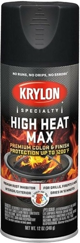 krylon high heat max paint