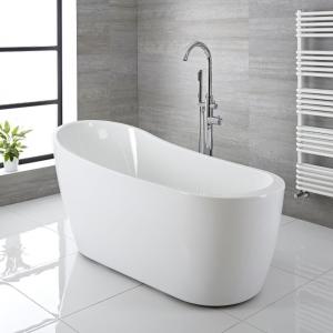 modern acrylic slipper bathtub