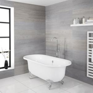 acrylic oval bathtub