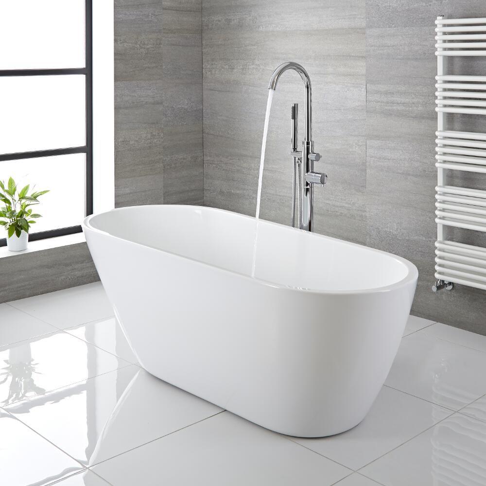 Modern Acrylic Freestanding Bath Tub 65 Quot