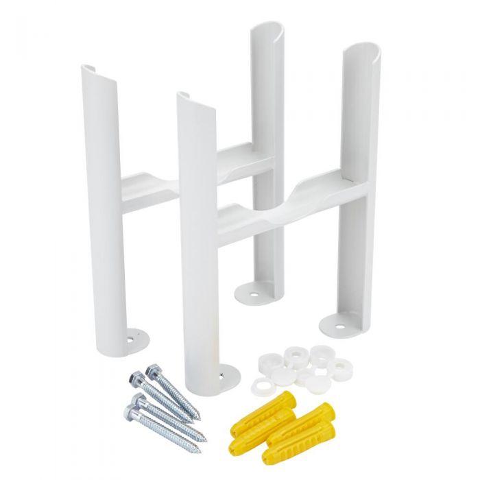 Floor Mounting Kit for Four-Column Radiators