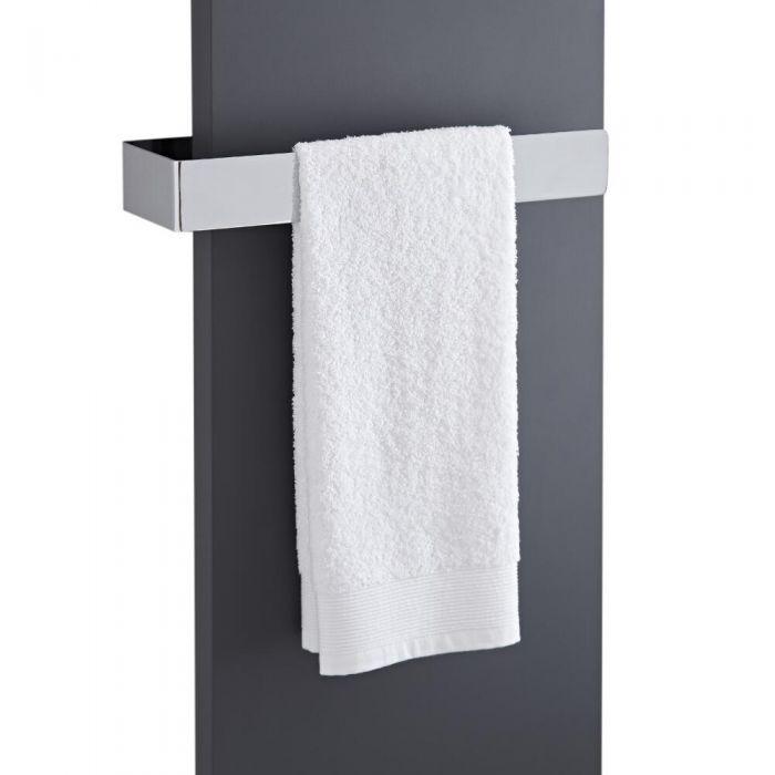 "Hudson Reed Wall Mounted Towel Rail - 16.5"" x 2.25"""