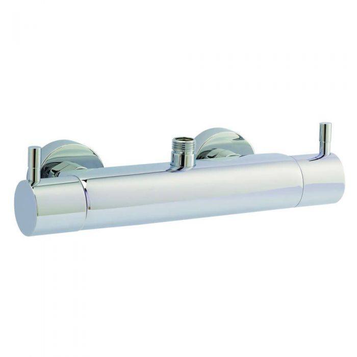 Chrome Thermostatic Bar Shower Mixer Valve