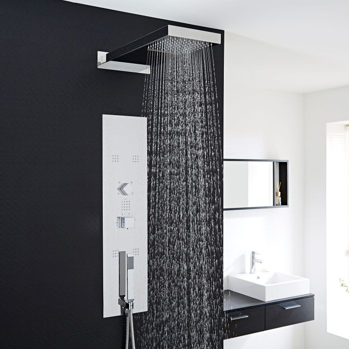 Unique ml7046b For Your Home - Review thermostatic shower panel Awesome