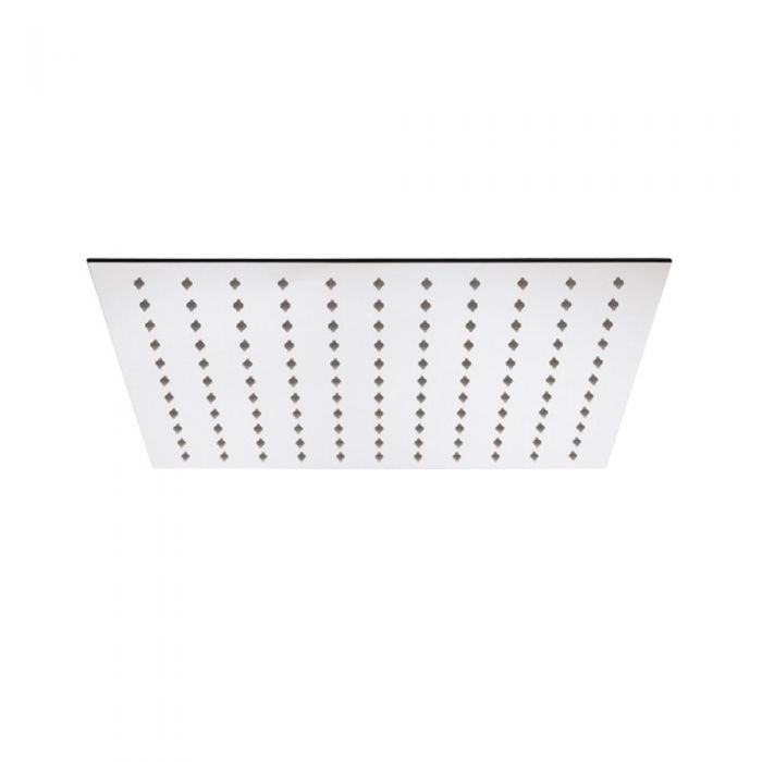 "15.75"" Square Ultra Thin Shower Head"