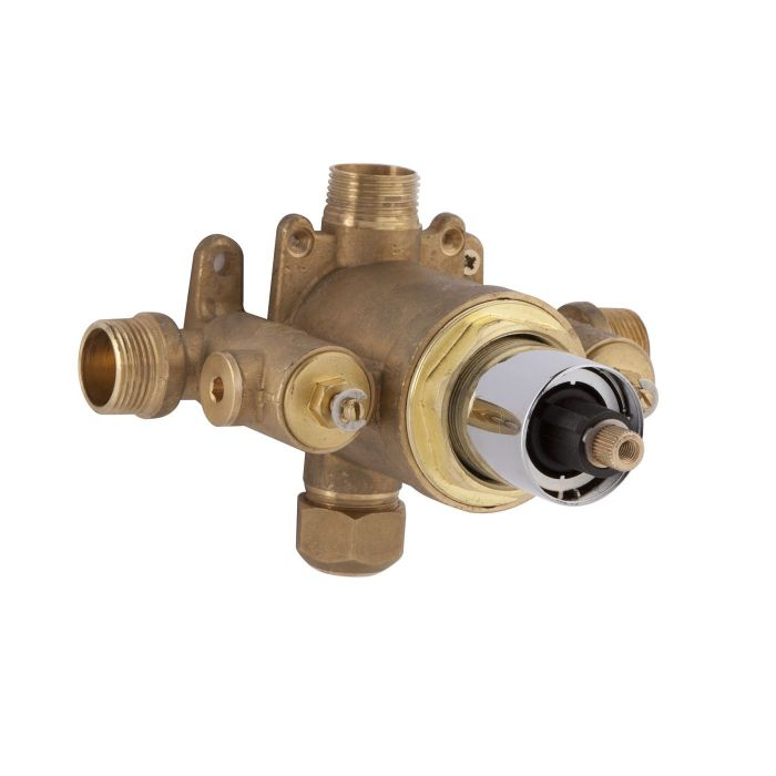 """3/4"""" Sequential Single Control Thermostatic Valve"""