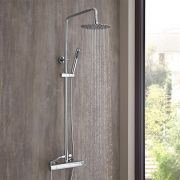 Minimalist Thermostatic Bar Valve & Pro I Telescopic Kit