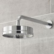 """8"""" Watering Can Shower head With Wall Arm"""