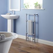 """Marquis - Traditional Hydronic Heated Towel Warmer - 36.5"""" x 19.25"""""""