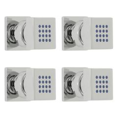 Square Body Jets Set of 4