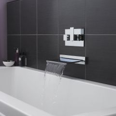 Tub Waterfall Filler