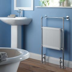 """Marquis - Traditional Hydronic Heated Towel Warmer - 36"""" x 25"""""""