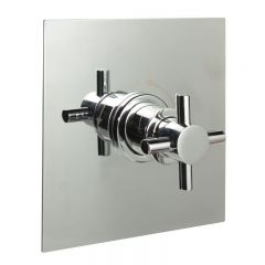 "1/2"" Sequential Valve, Square Plate & Modern Crosshead Handle"