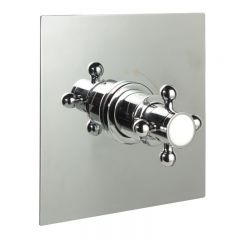 "3/4"" Sequential Valve, Square Plate & Traditional Crosshead Handle"