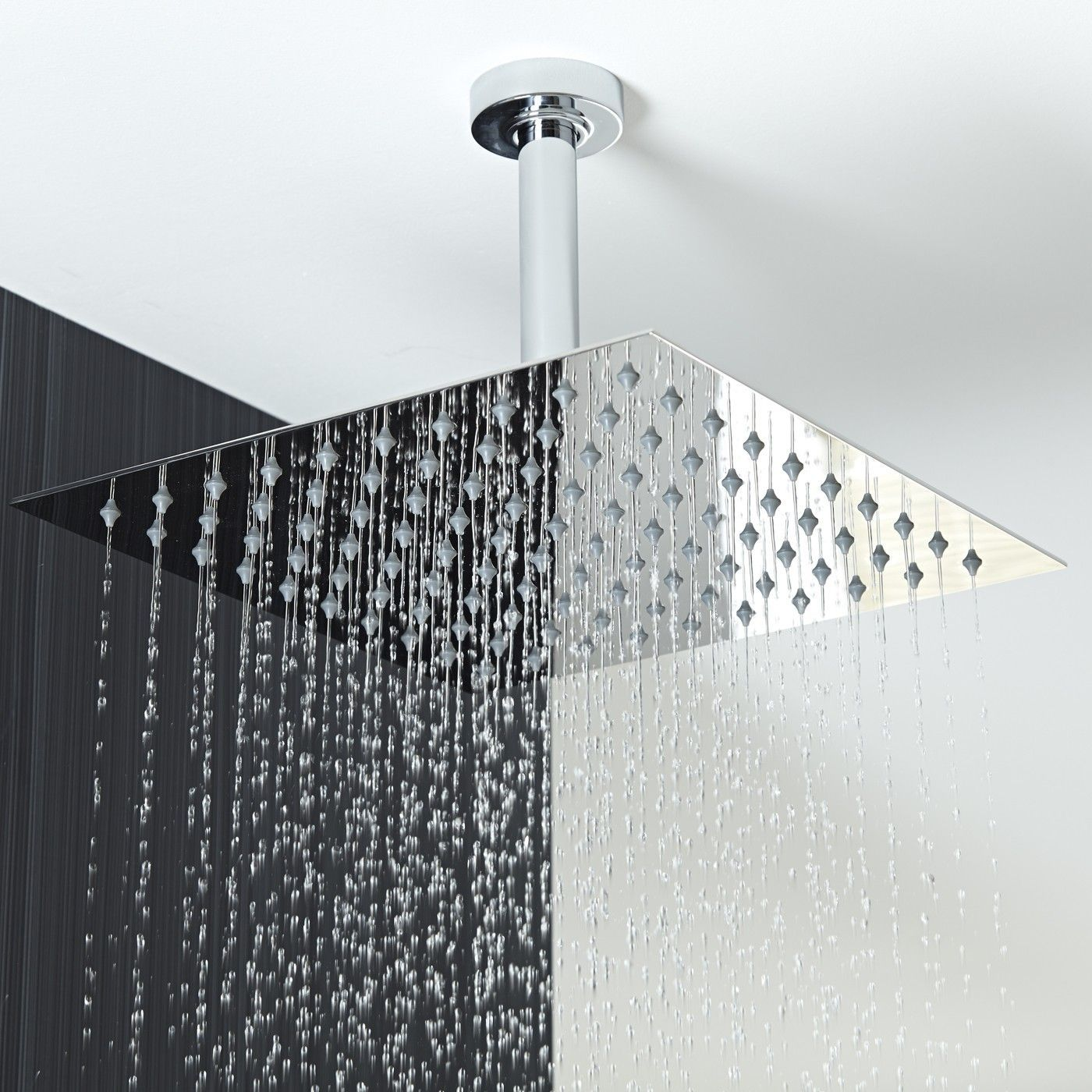 Valquest Thermostatic Shower System with 8\