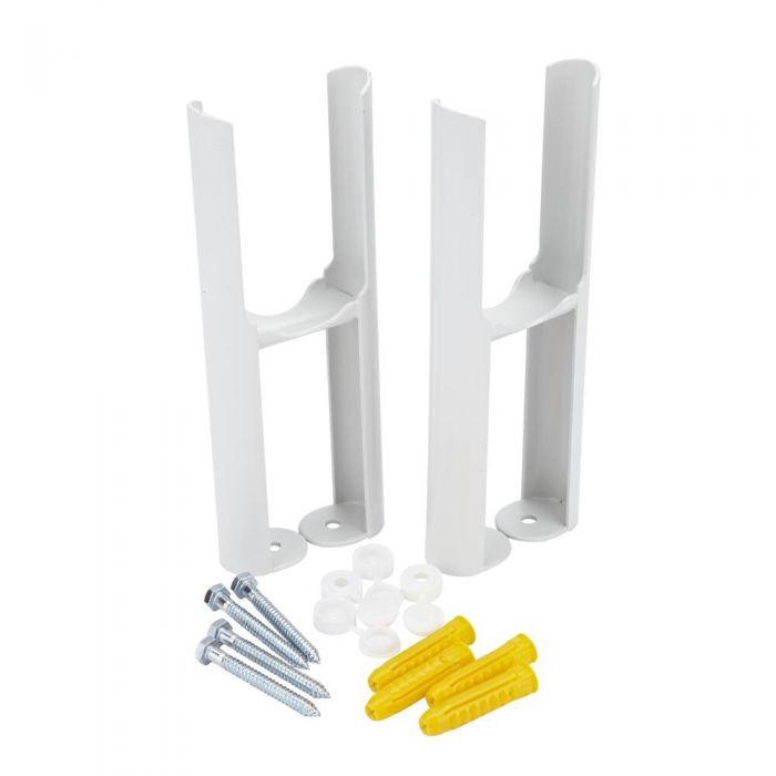 Floor Mounting Kit for Two-Column Radiators