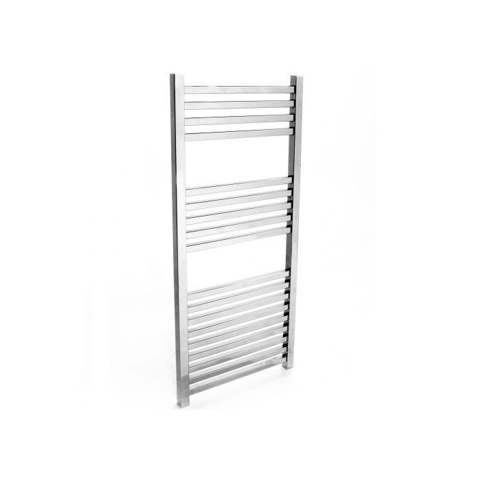 Select Hydronic Chrome Heated Towel Warmer 38 25 Quot X 17 75 Quot