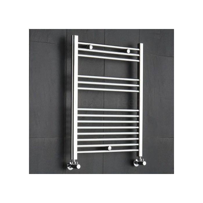 Linosa Hydronic Chrome Heated Towel Warmer 31 5 Quot X 23 5 Quot
