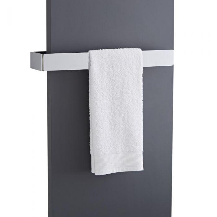 "Hudson Reed Wall Mounted Towel Rail - 20.5"" x 2.25"""