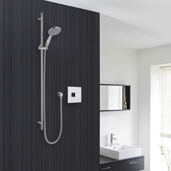 Valquest Shower System with Large Multifunction Handshower