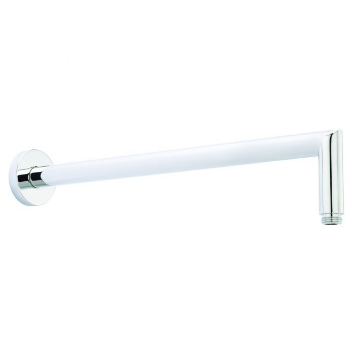 """Mitred Wall Mounted Shower Arm 16.3"""""""