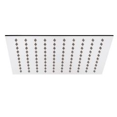"12"" Square Thin Shower Head"