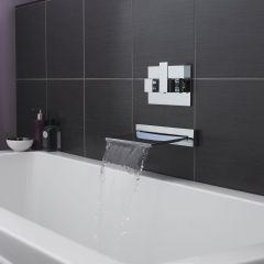 Tub Waterfall Filler