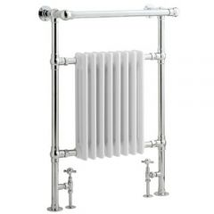 """Marquis - Traditional Hydronic Heated Towel Warmer - 36.5"""" x 24.5"""""""