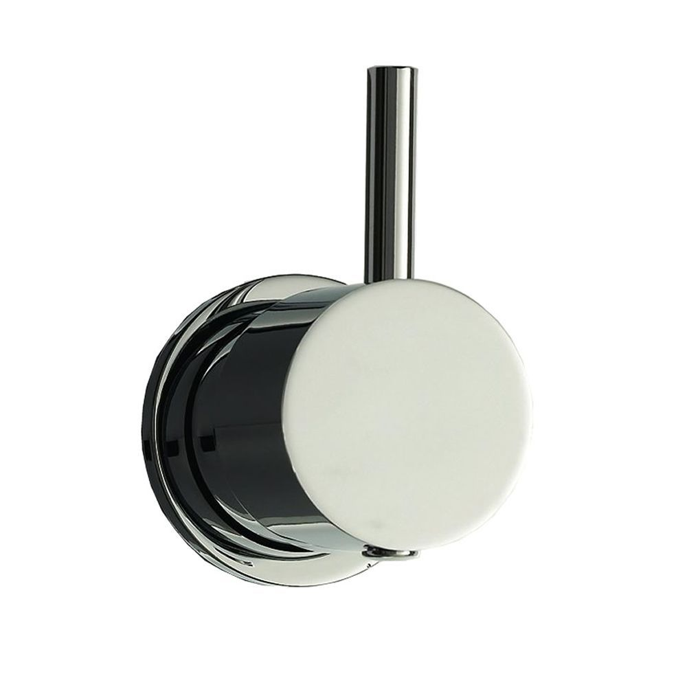 Round Flow Control Handle with Lever