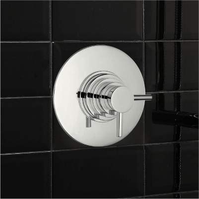 One-Outlet Shower Valves