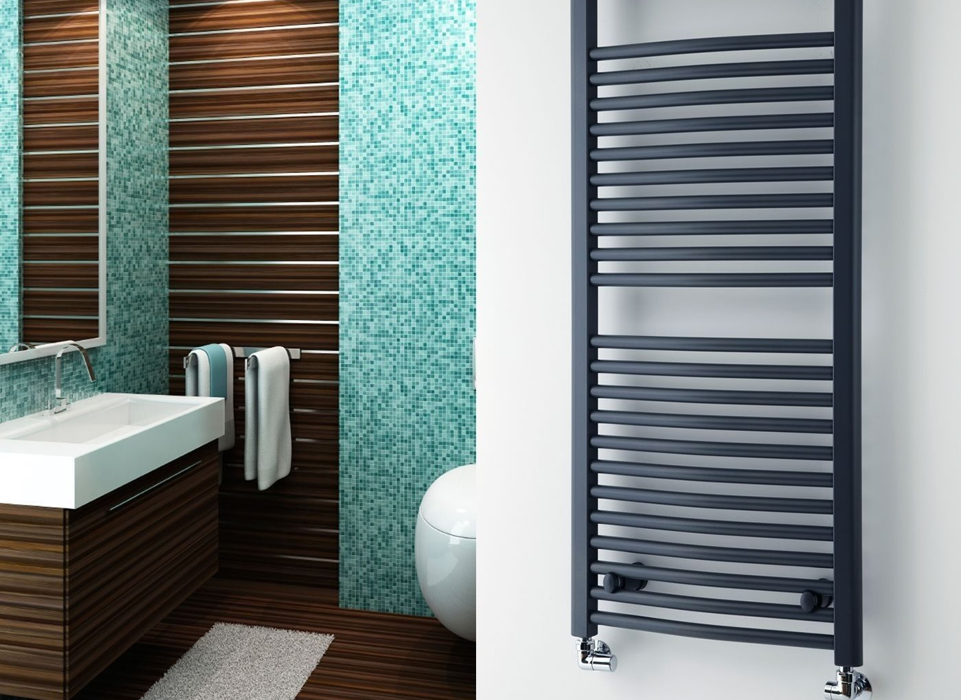 Why Hydronic Towel Warmers are a brilliant Bathroom choice