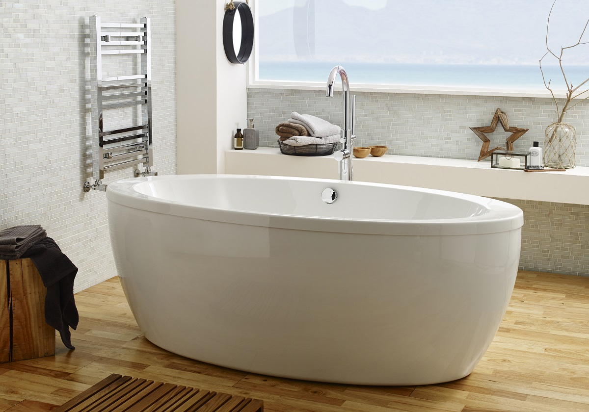 6 tips for creating a five star luxury bathroom hudson reed for Creating a spa bathroom