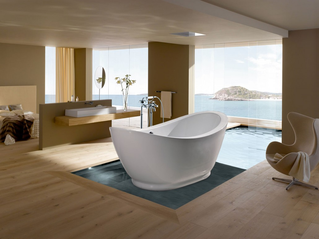 Bathroom trends 2015 top 10 bathroom decorating ideas for Best bathrooms 2015