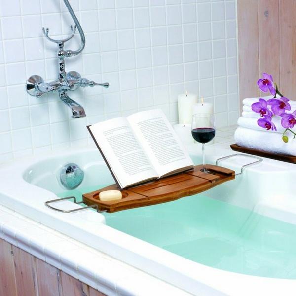 Five top bathroom shelving ideas for Bathroom design reading