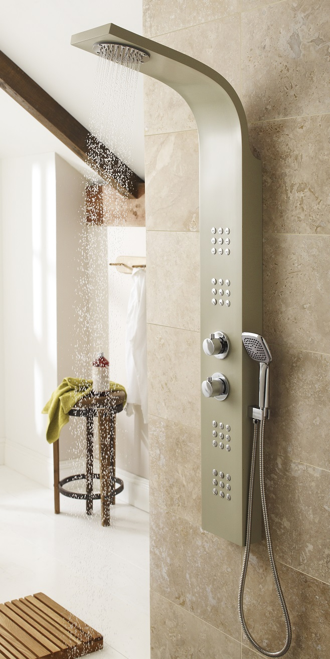 Why choose Shower Panels to modernize your Bathroom?